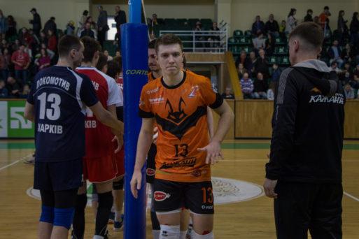 «Барком-Кажани» поступилися «Локомотиву» у боротьбі за Суперкубок України-2017 з волейболу