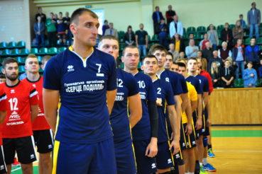 «Відкритий Кубок Львова з волейболу» зібрав іноземні команди