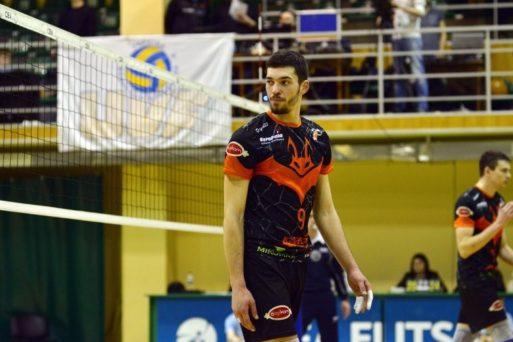 """Юрій Семенюк: """"Не уявляю свого життя без волейболу"""""""
