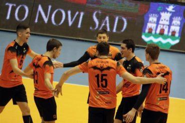 «Кажани» припиняють ігри  в Кубку ЄКВ