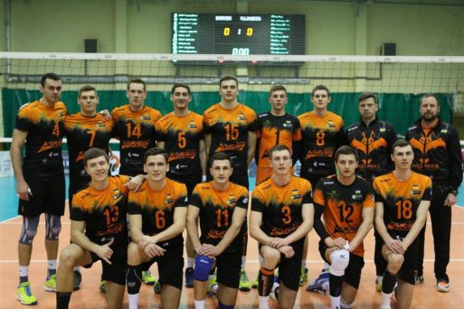 «Барком-Кажани» поступився «Войводині» у домашньому матчі  1/16 фіналу   ЄКВ