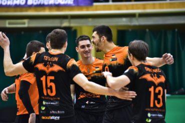 У півфіналі плей-офф «кажани» проведуть два матчі з «Новатором»