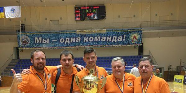 Нагородження кубком Чемпіонів України (29 квітня, фотозвіт) - 1
