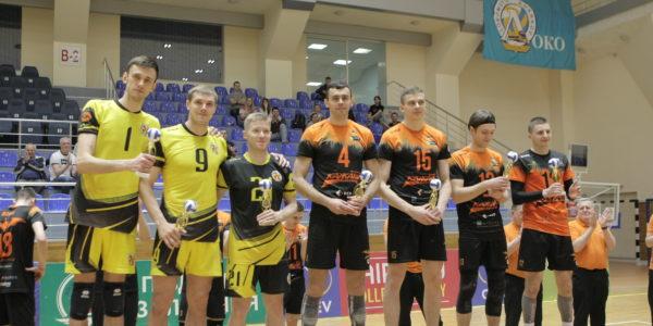 Нагородження кубком Чемпіонів України (29 квітня, фотозвіт) - 11
