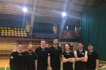 П'ятеро «кажанів» у волейбольній збірній України