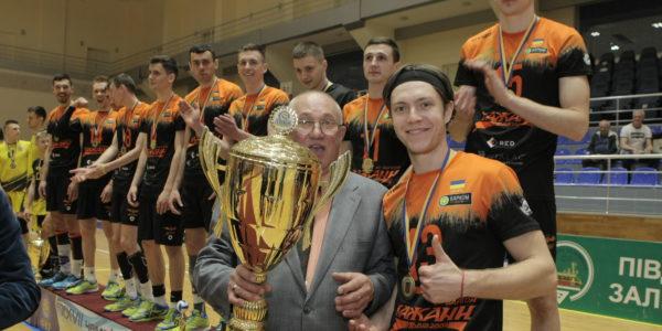 Нагородження кубком Чемпіонів України (29 квітня, фотозвіт) - 10