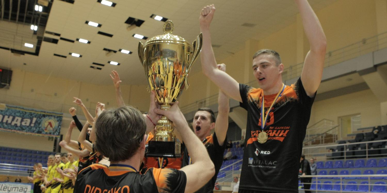 Нагородження кубком Чемпіонів України (29 квітня, фотозвіт) - 9
