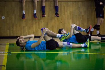 «Кажани» готуються до матчів з «МХП-Вінниця»