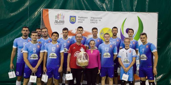 Відкритий Кубок Львова з волейболу 2018. ФОТОЗВІТ - 70
