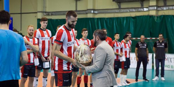 Відкритий Кубок Львова з волейболу 2018. ФОТОЗВІТ - 2