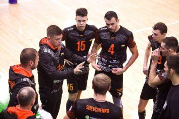 Львівські «кажани» готуються приймати вдома швейцарських волейболістів