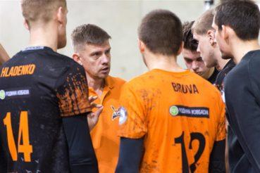 «Кажани» залишають Кубок ЄКВ