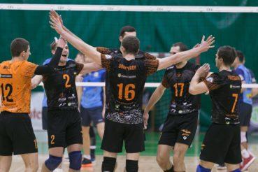 «Кажани» обіграли «МХП-Вінницю» у двох матчах