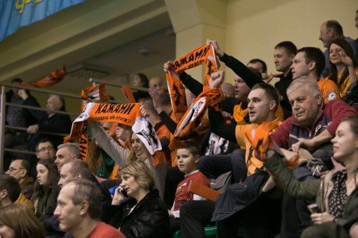 Запрошуємо вболівальників до помаранчевого флешмобу на матчі ЄКВ