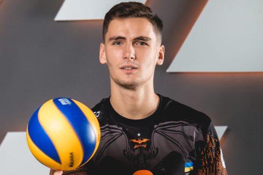 Борис Жуков, догравальник: «Паралельно з волейболом  здобуваю освіту журналіста»