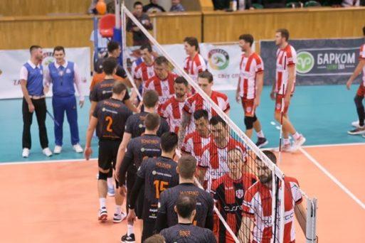 Сьогодні волейболісти львівського «Барком-Кажани» стартують у Єврокубку