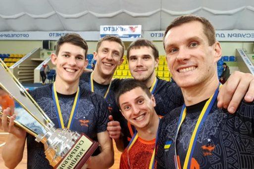 «Кажани» втретє володарі Суперкубку України