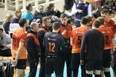 Цього тижня львівські «кажани» гратимуть з німцями у матчі 1/8 Кубку ЄКВ