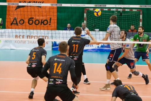 «Кажани» у Німеччині зіграють повторний матч 1/8 Кубку ЄКВ