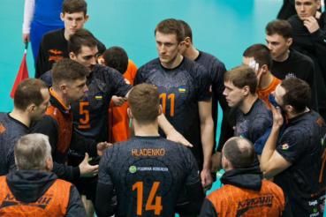 """Сьогодні """"кажани"""" гратимуть з німцями матч Кубку ЄКВ"""