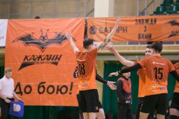 """""""Барком-Кажани""""-""""МХП-Вінниця"""". Підсумки матчів 22-23 січня"""