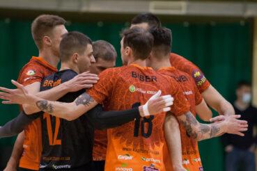 «Барком-Кажани» залишають CEV Challenge Cup (Кубок Виклику)