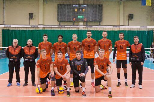 Суперкубок України з волейболу перенесли на 26 грудня