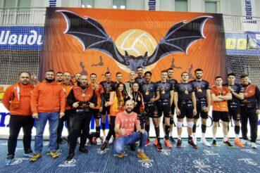 «Кажани» вчетверте володарі Суперкубку України з волейболу