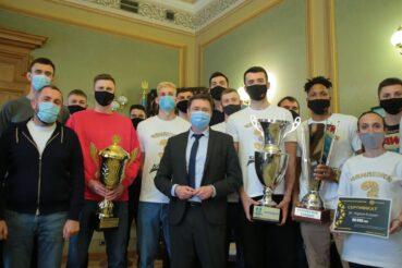 «Кажани» отримали від області 96 тисяч гривень за чемпіонство