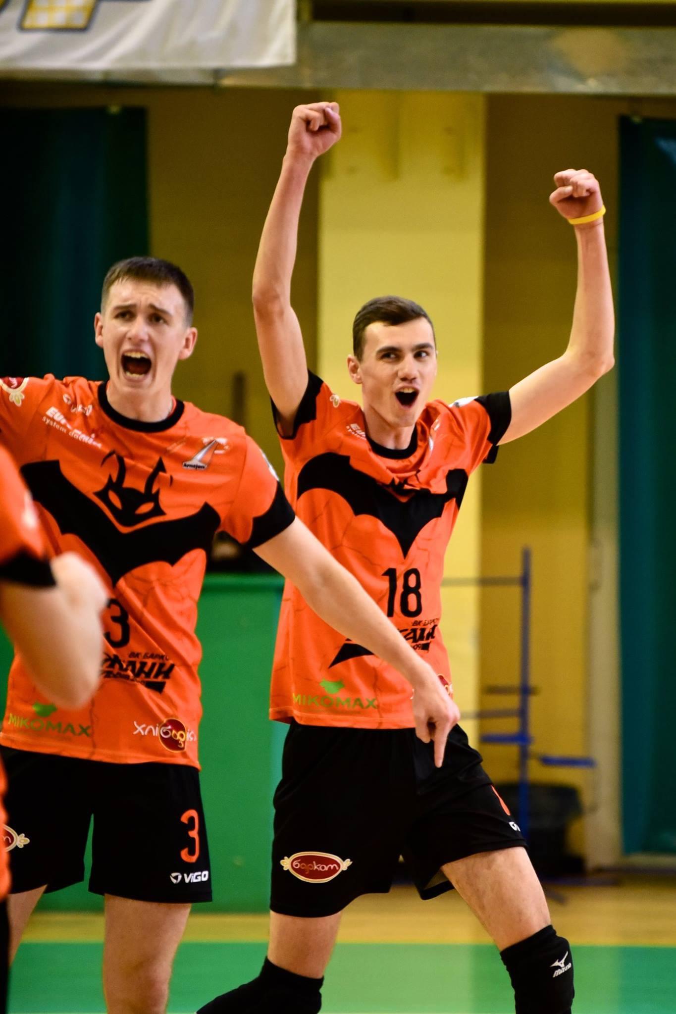 «Кажани»  – у фіналі Кубку України з волейболу