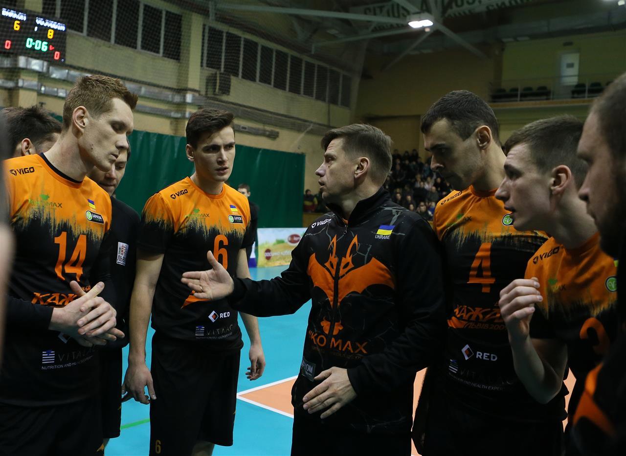 """""""Кажани""""-""""МХП-Вінниця"""" – 3:0"""