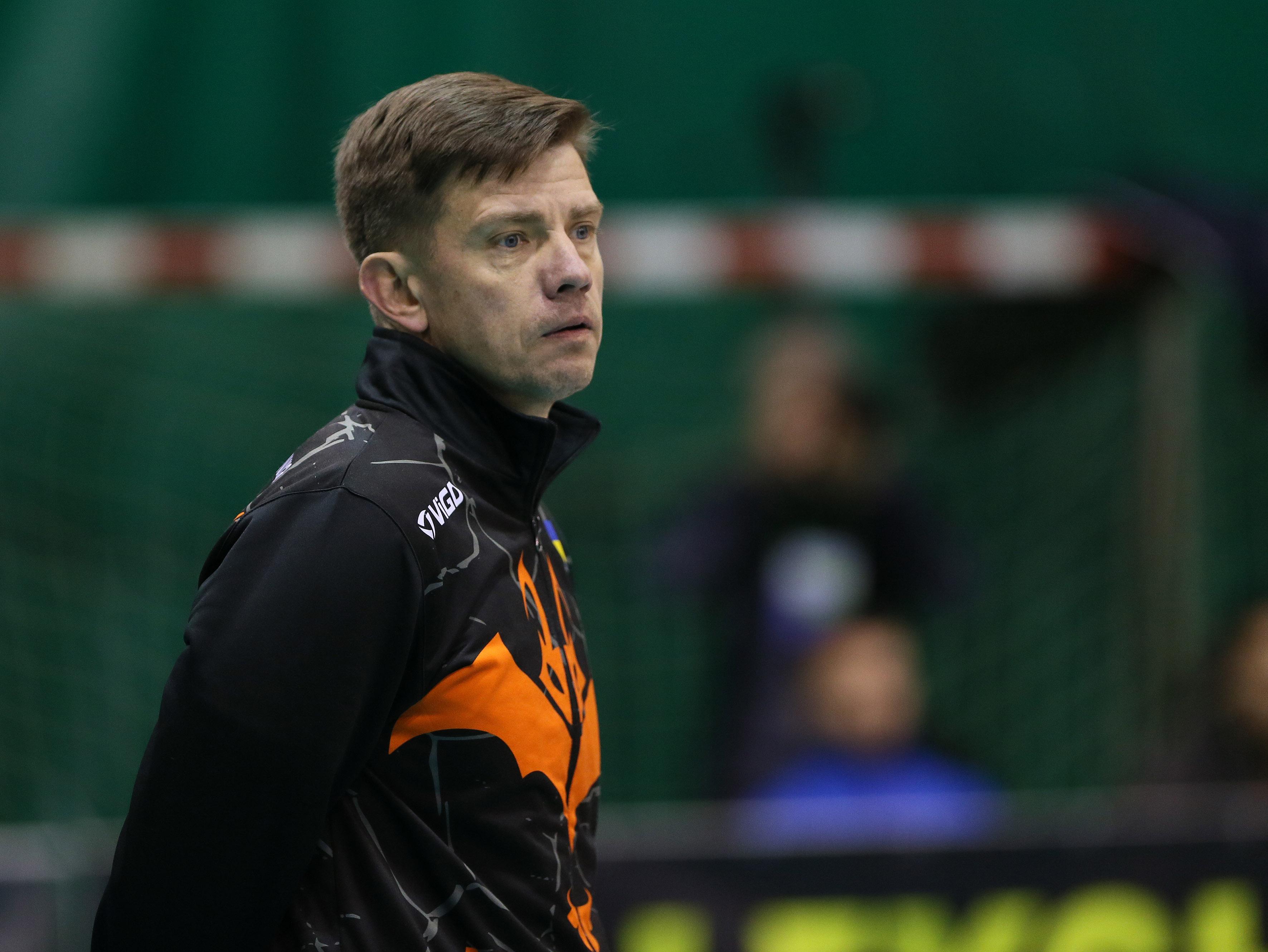 Угіс Крастіньш: «Ми дуже розраховуємо на підтримку вболівальників під час гри з «Лозанною»