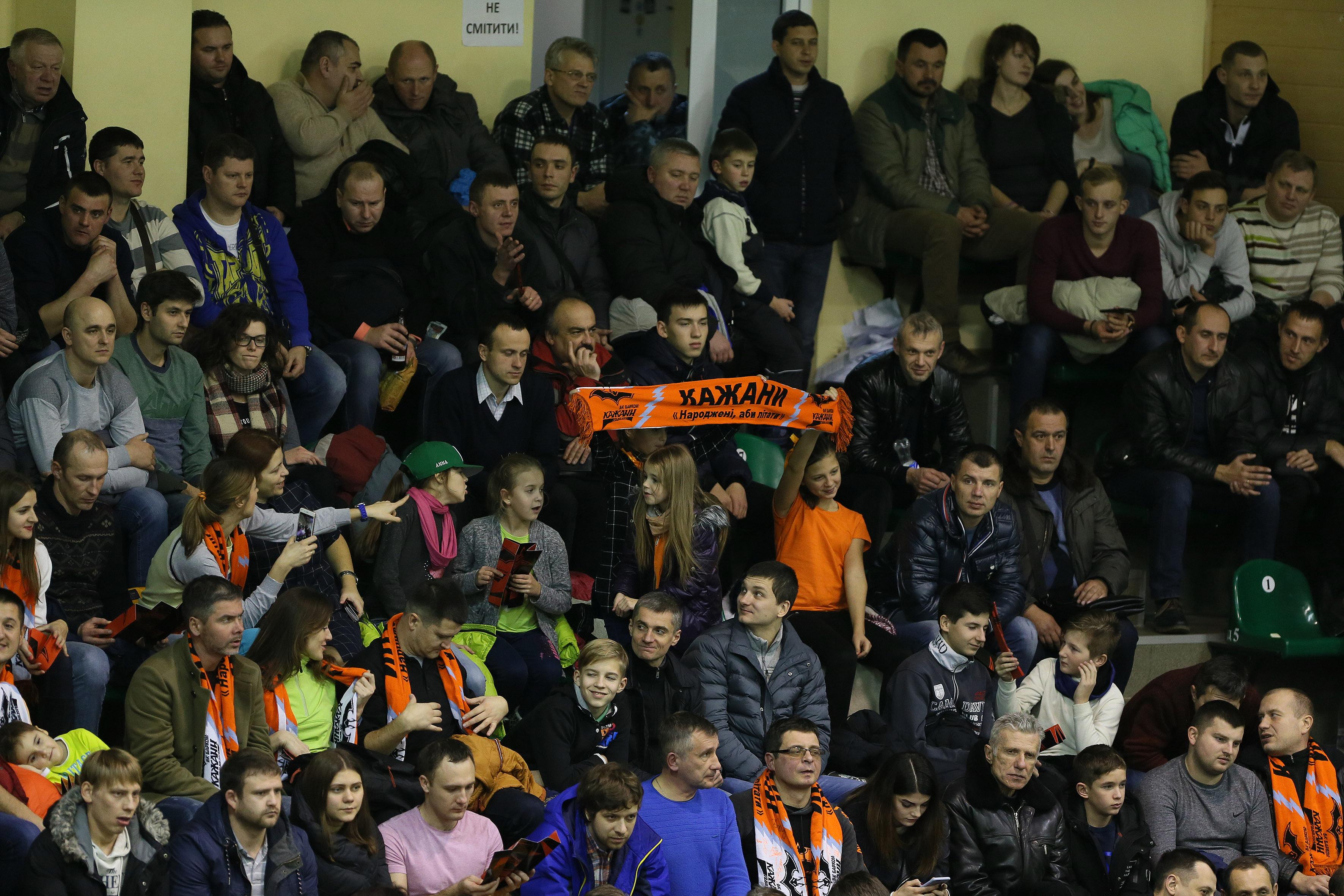 Запрошуємо вболівальників на фінал Кубку України