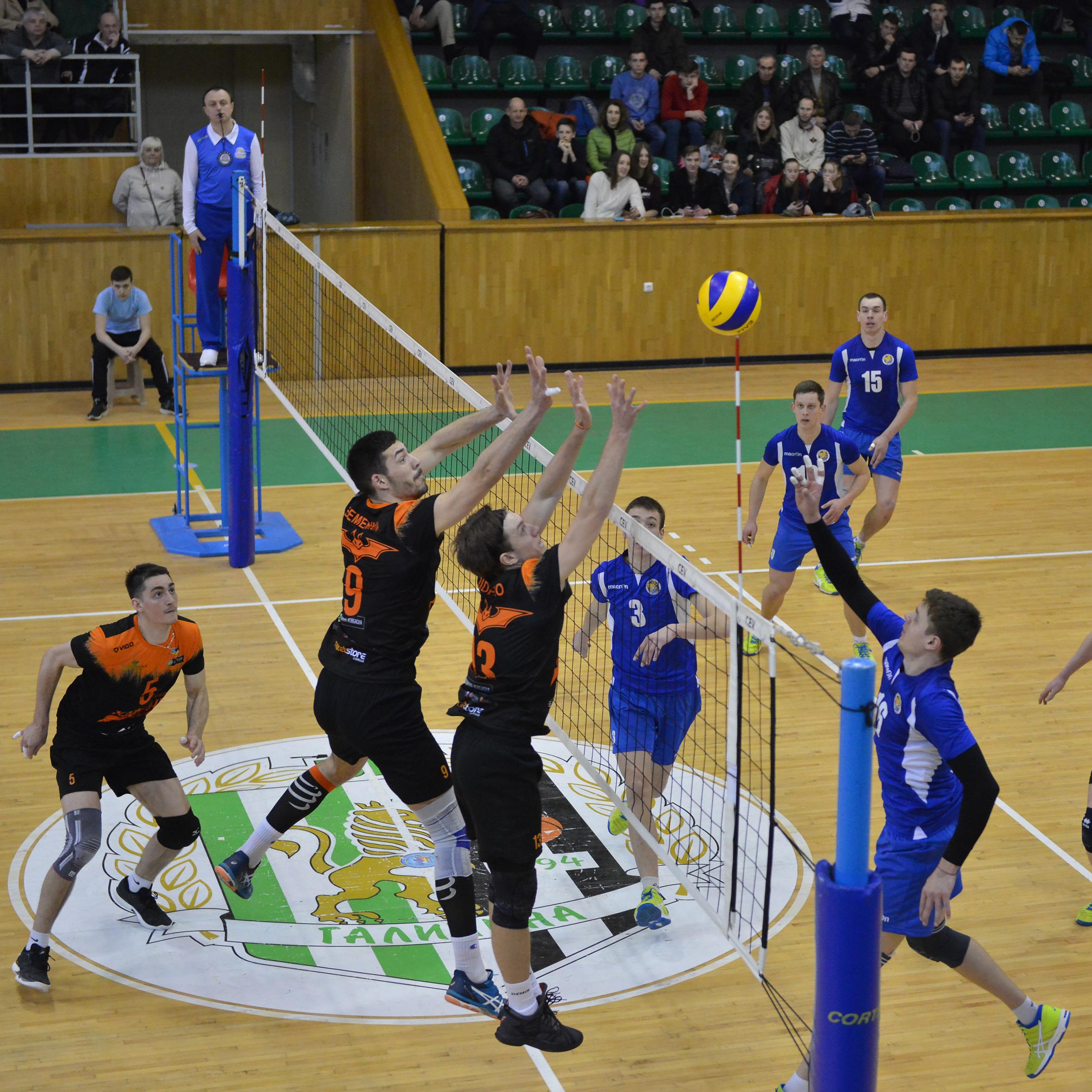 «Кажани» у фіналі волейбольного плей-офф