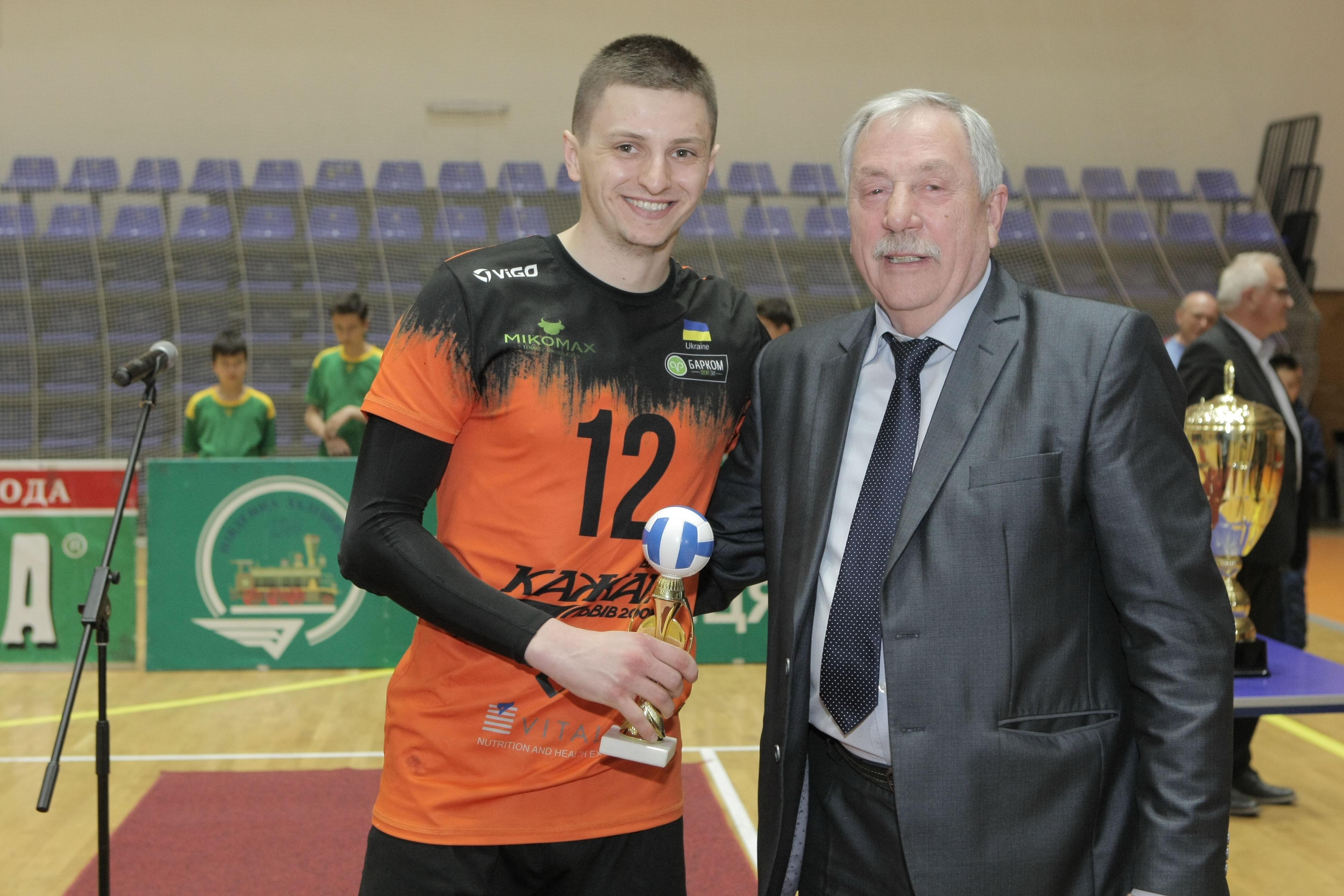 Нагородження кубком Чемпіонів України (29 квітня, фотозвіт) - 18