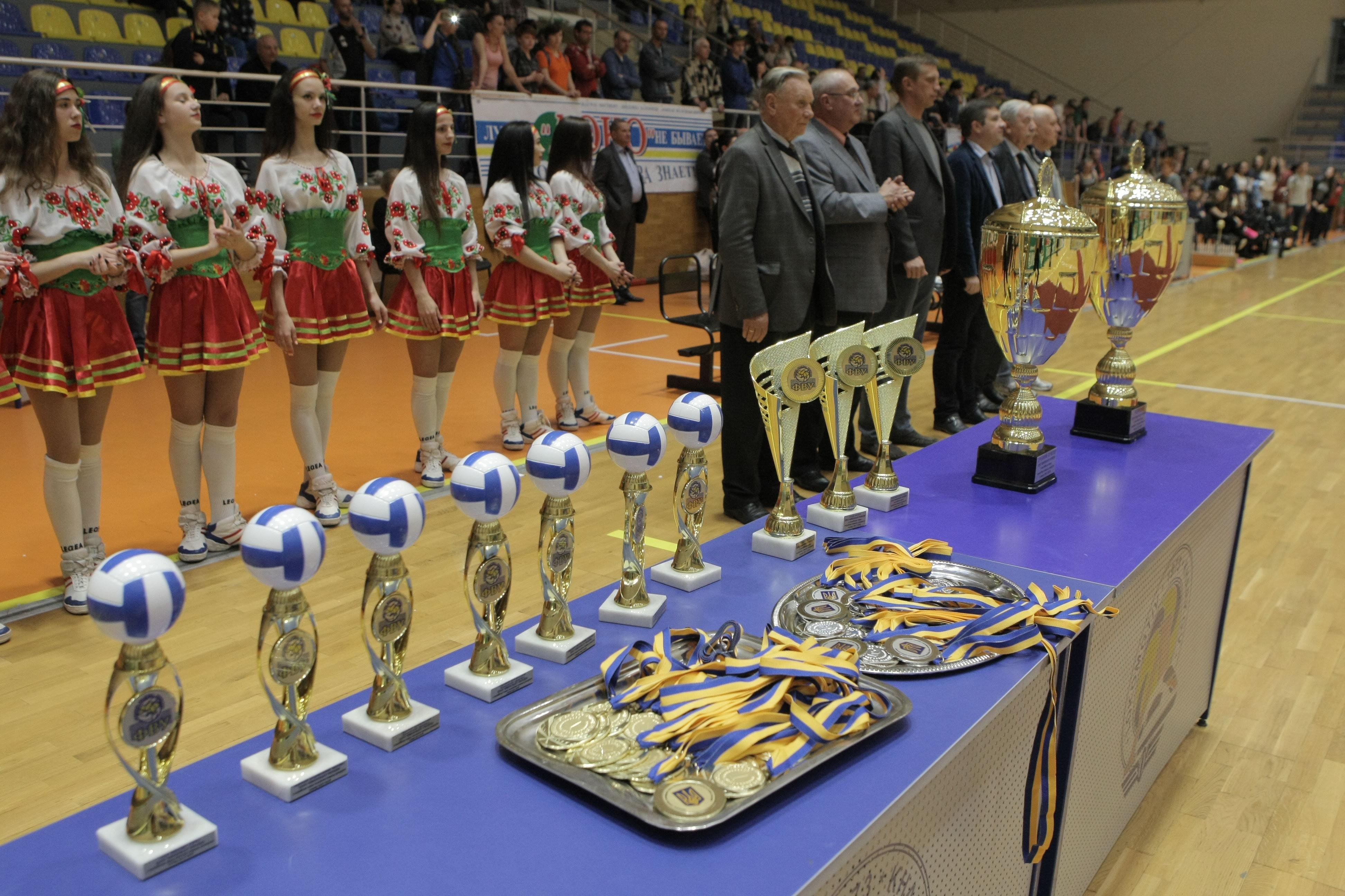 Нагородження кубком Чемпіонів України (29 квітня, фотозвіт) - 14