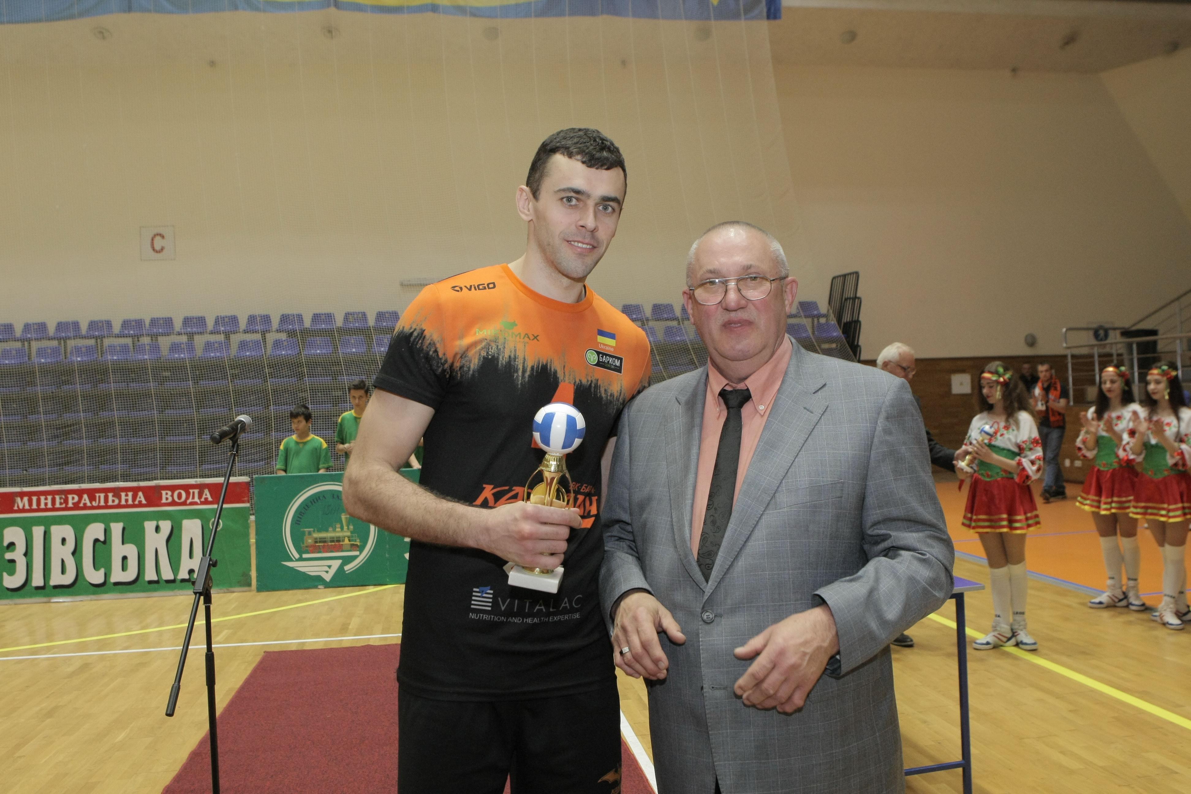 Нагородження кубком Чемпіонів України (29 квітня, фотозвіт) - 13