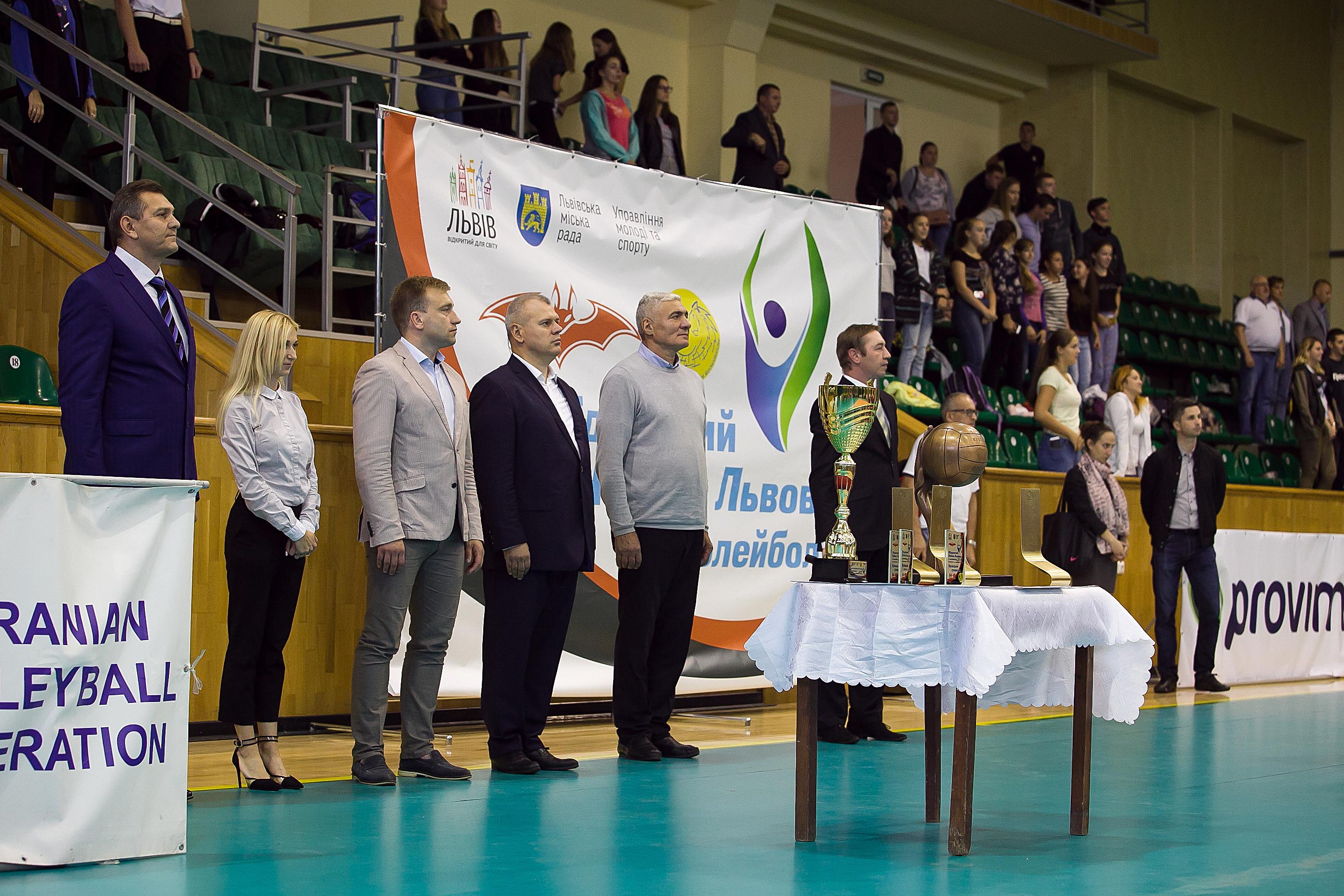 Відкритий Кубок Львова  з волейболу. Відкриття. ФОТОЗВІТ - 4