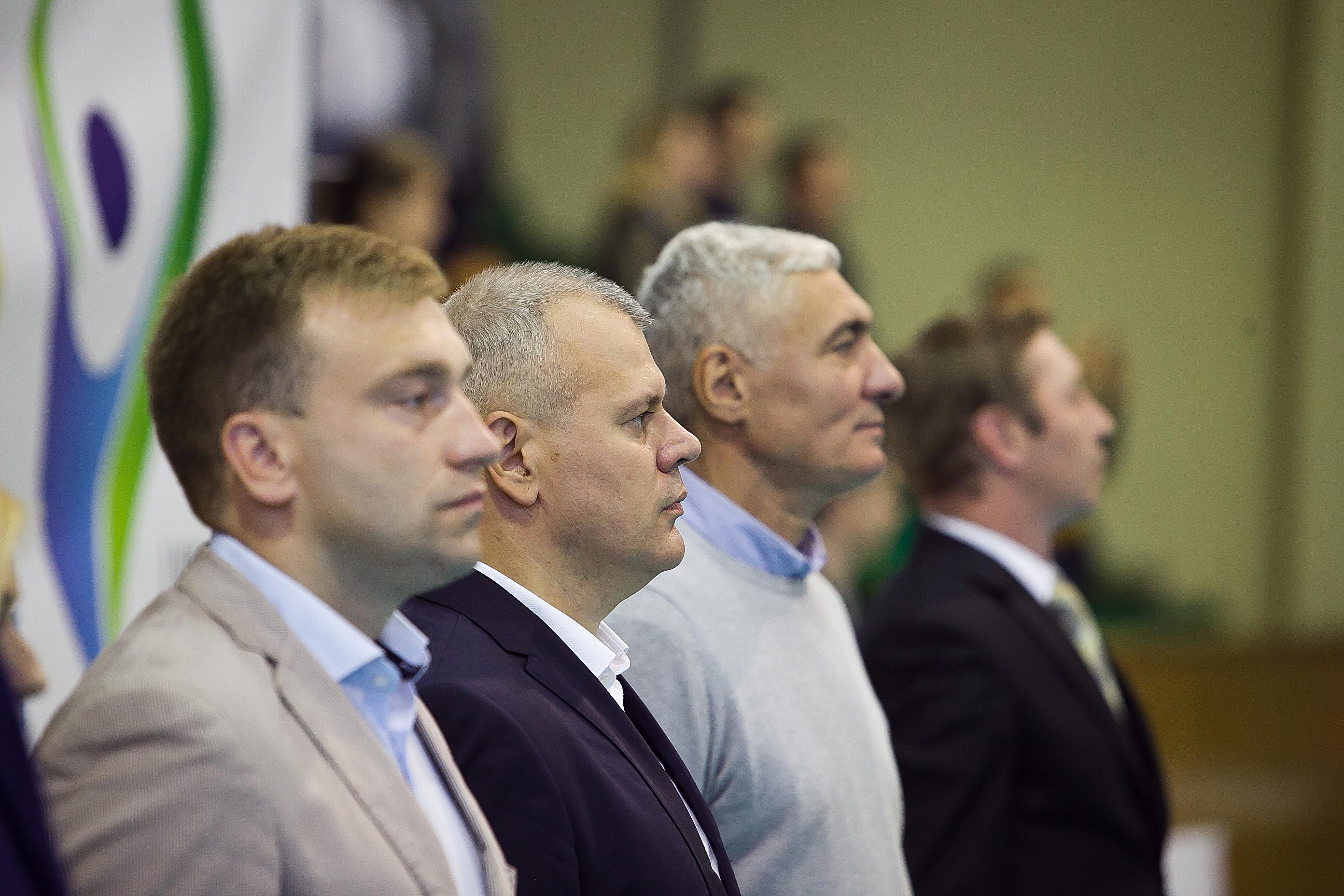 Відкритий Кубок Львова  з волейболу. Відкриття. ФОТОЗВІТ - 5