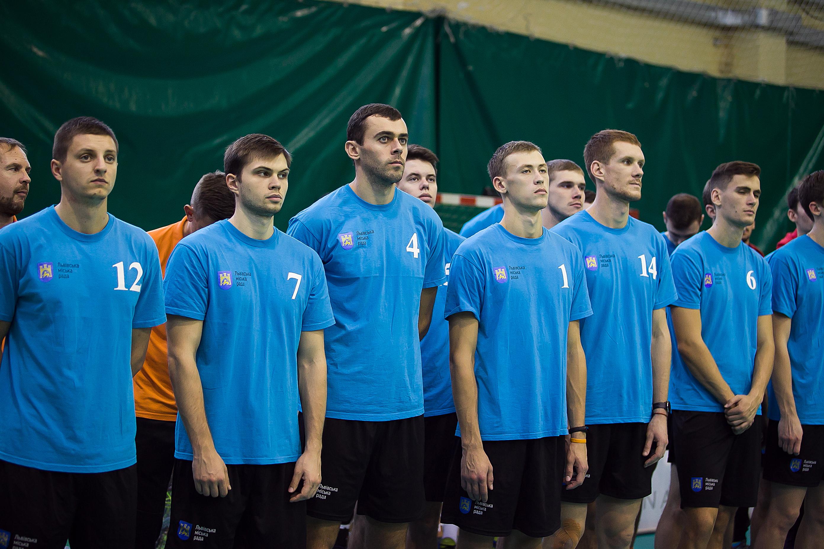 Відкритий Кубок Львова  з волейболу. Відкриття. ФОТОЗВІТ - 9