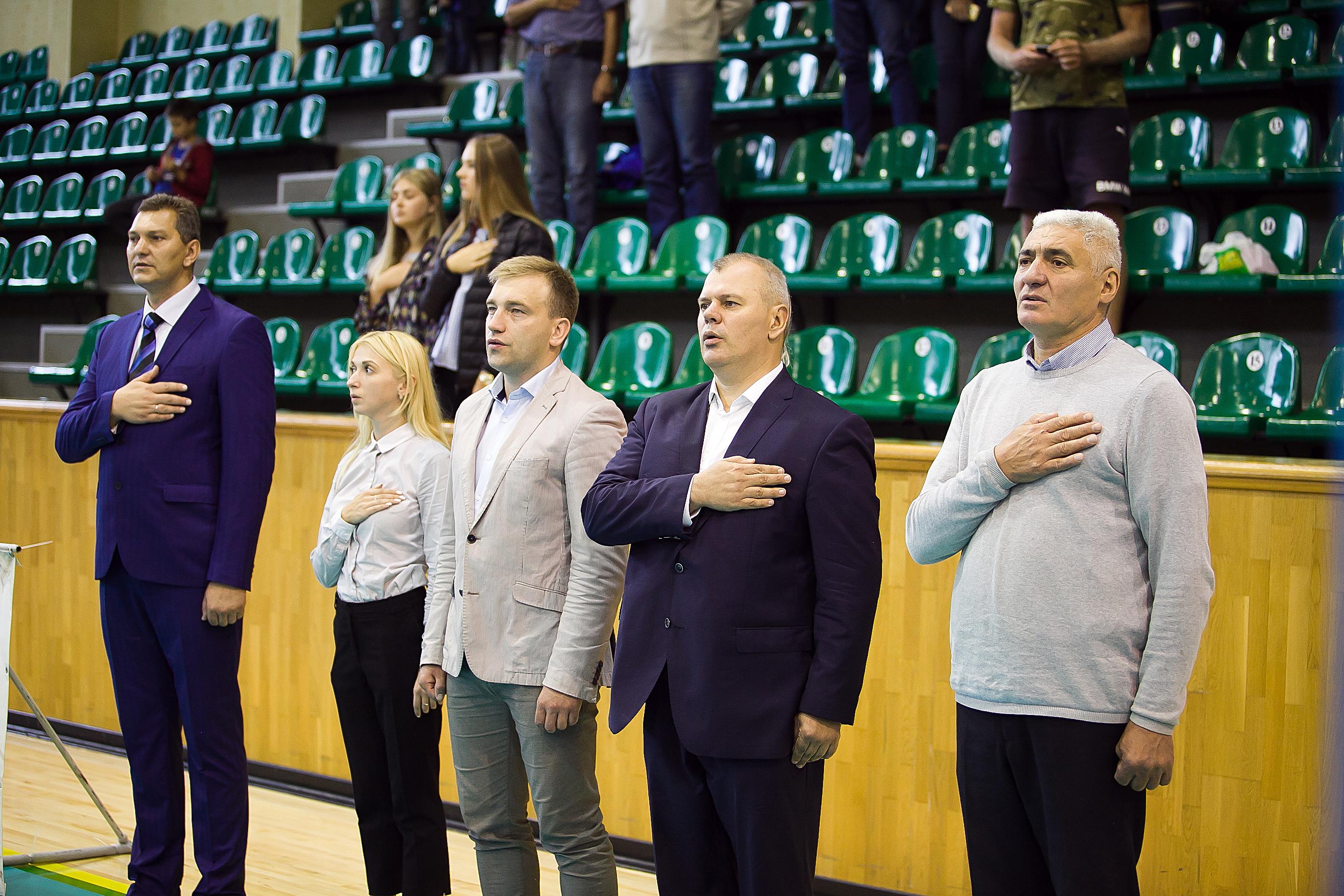 Відкритий Кубок Львова  з волейболу. Відкриття. ФОТОЗВІТ - 11