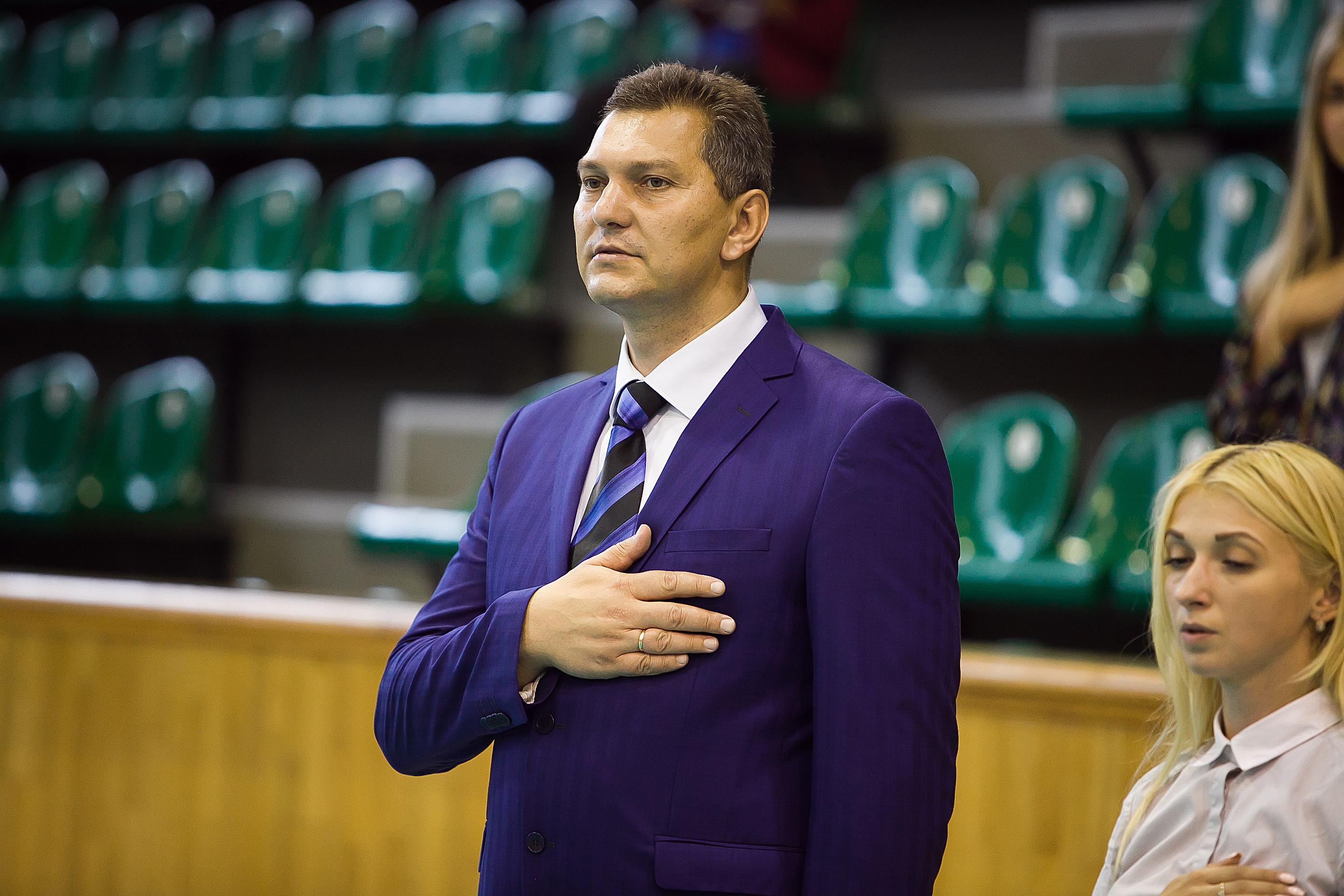 Відкритий Кубок Львова  з волейболу. Відкриття. ФОТОЗВІТ - 13