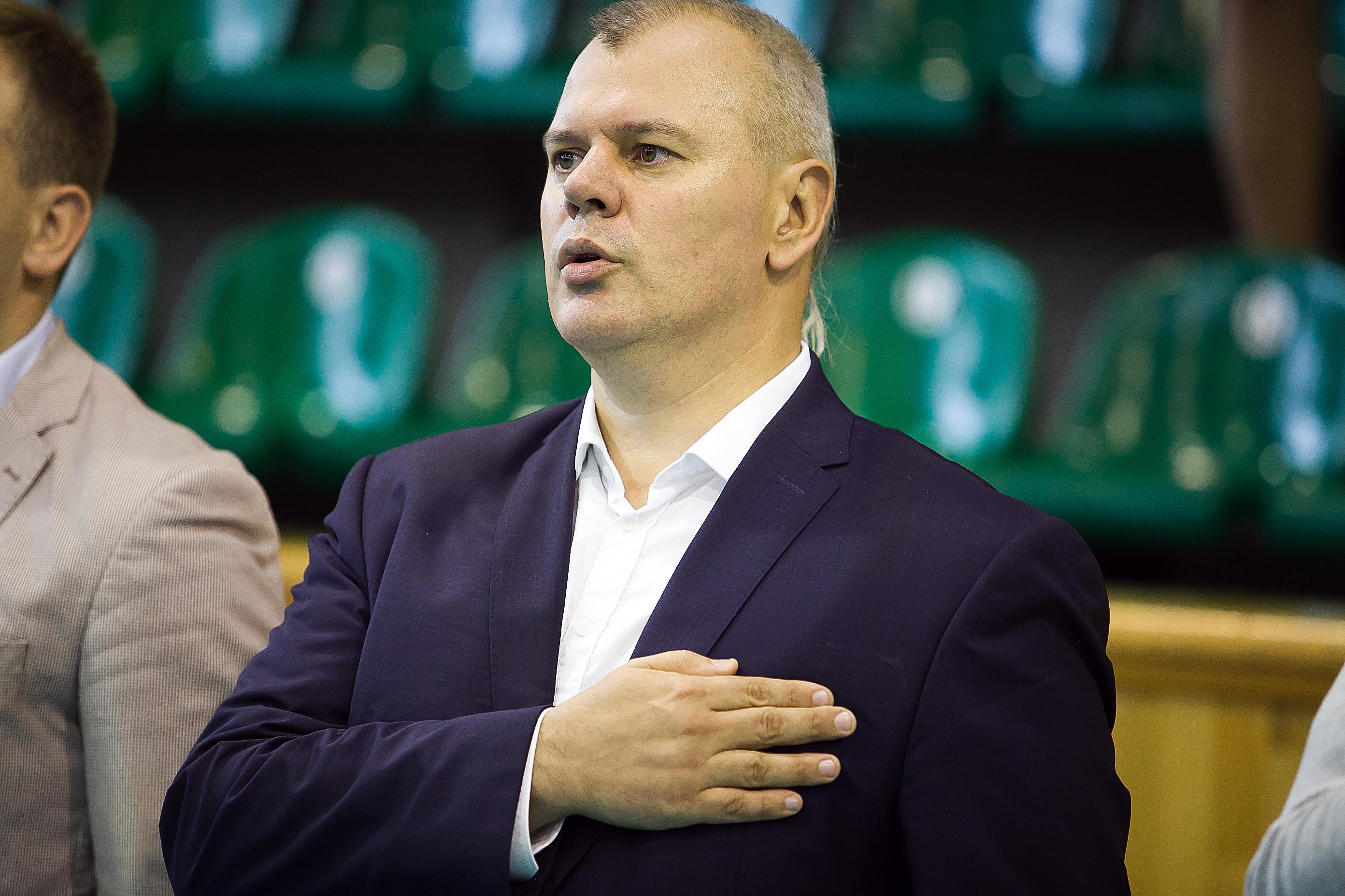 Відкритий Кубок Львова  з волейболу. Відкриття. ФОТОЗВІТ - 16
