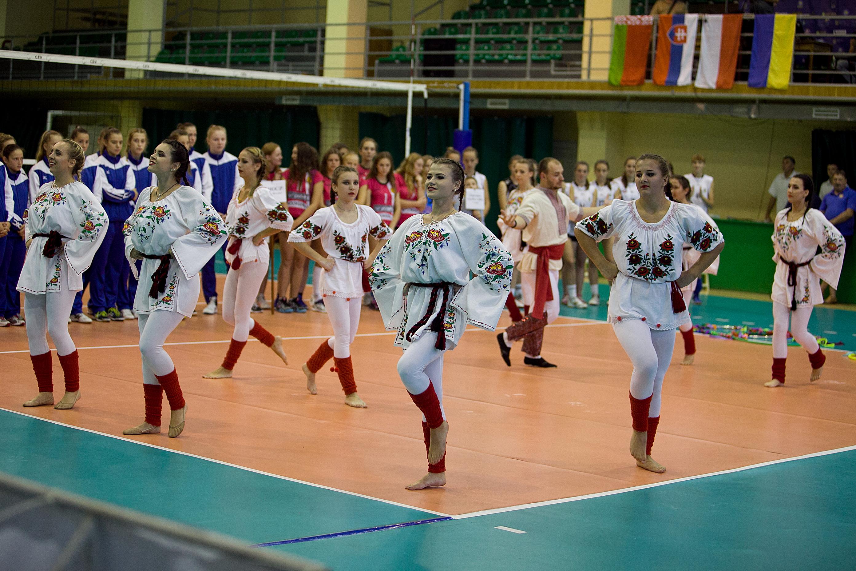 Відкритий Кубок Львова  з волейболу. Відкриття. ФОТОЗВІТ - 22