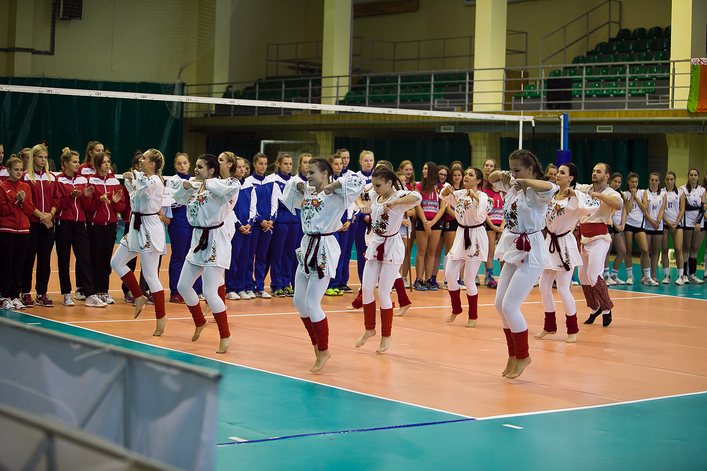 Відкритий Кубок Львова  з волейболу. Відкриття. ФОТОЗВІТ - 23