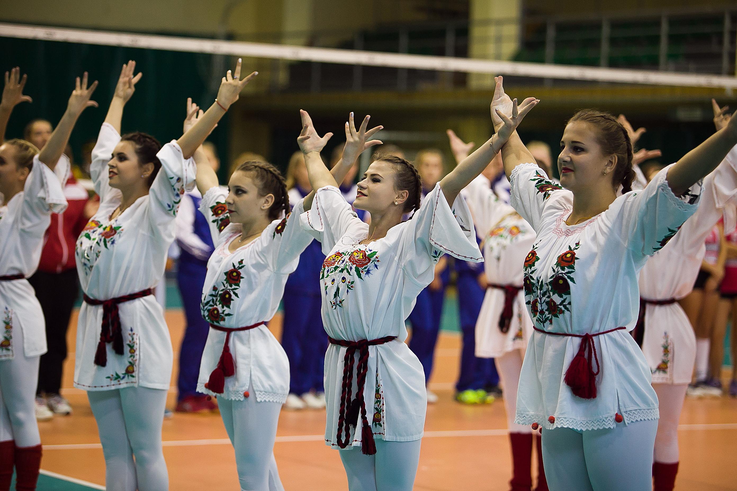 Відкритий Кубок Львова  з волейболу. Відкриття. ФОТОЗВІТ - 24
