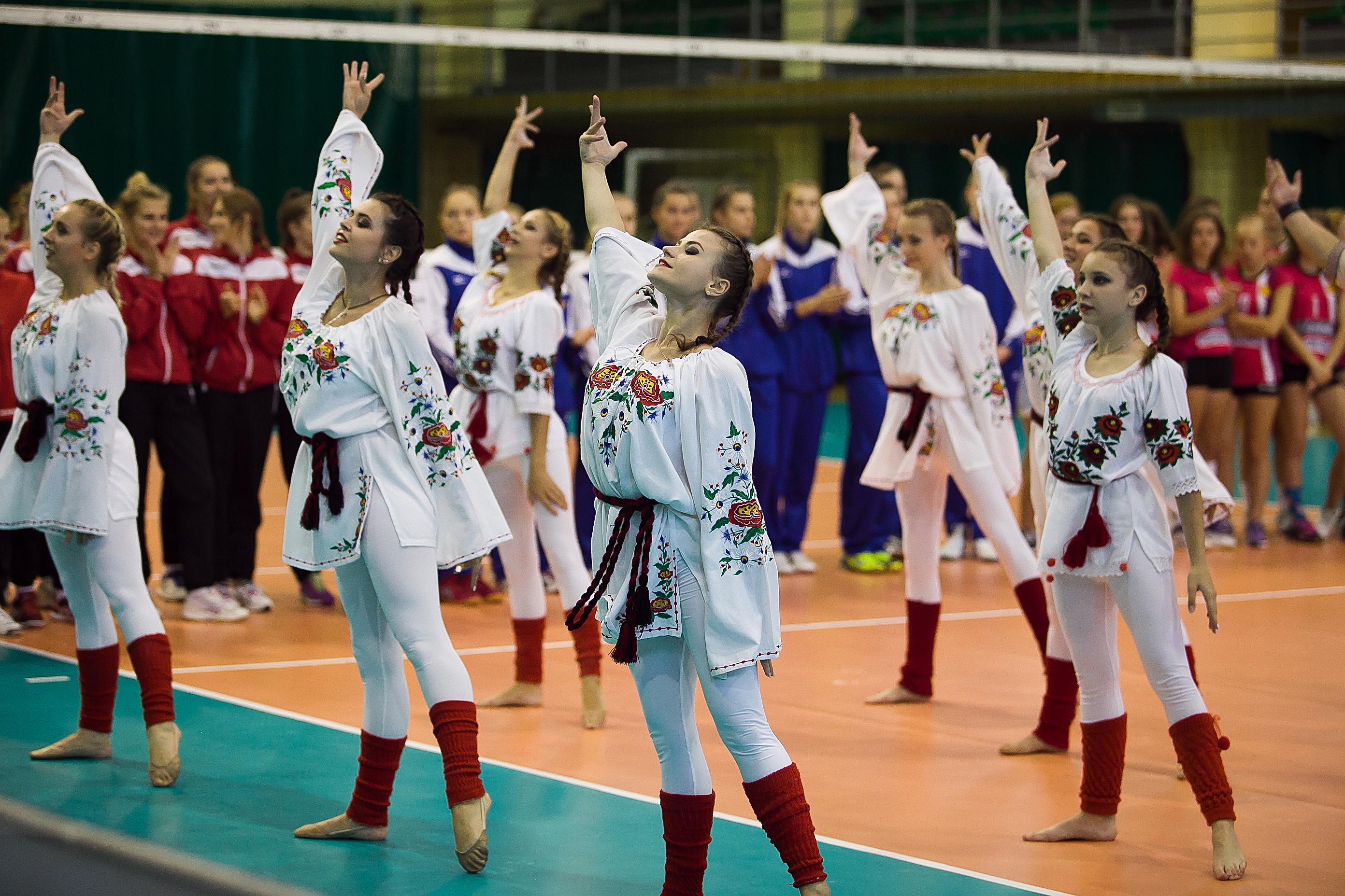 Відкритий Кубок Львова  з волейболу. Відкриття. ФОТОЗВІТ - 26