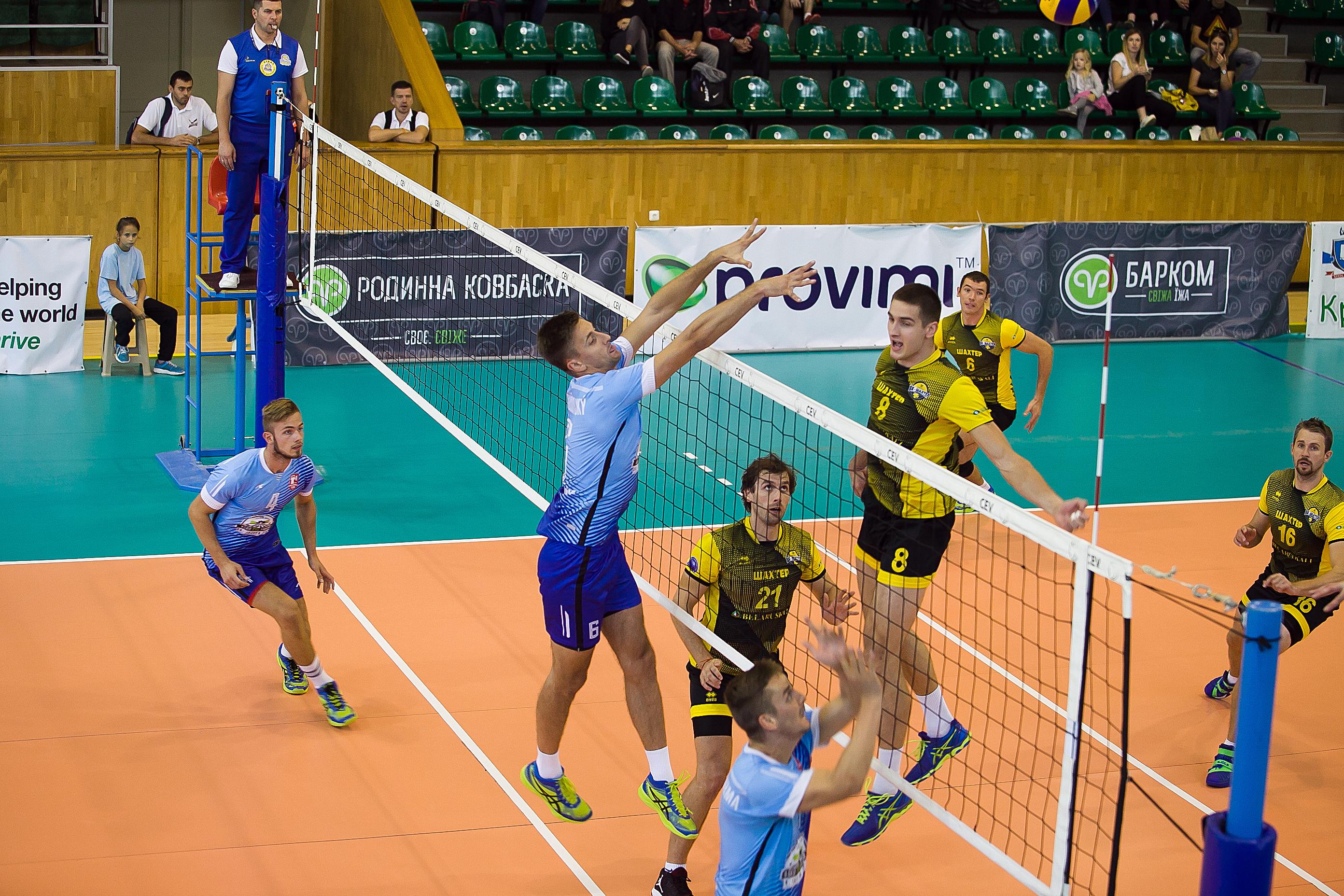 Відкритий Кубок Львова з волейболу 2018. ФОТОЗВІТ - 18