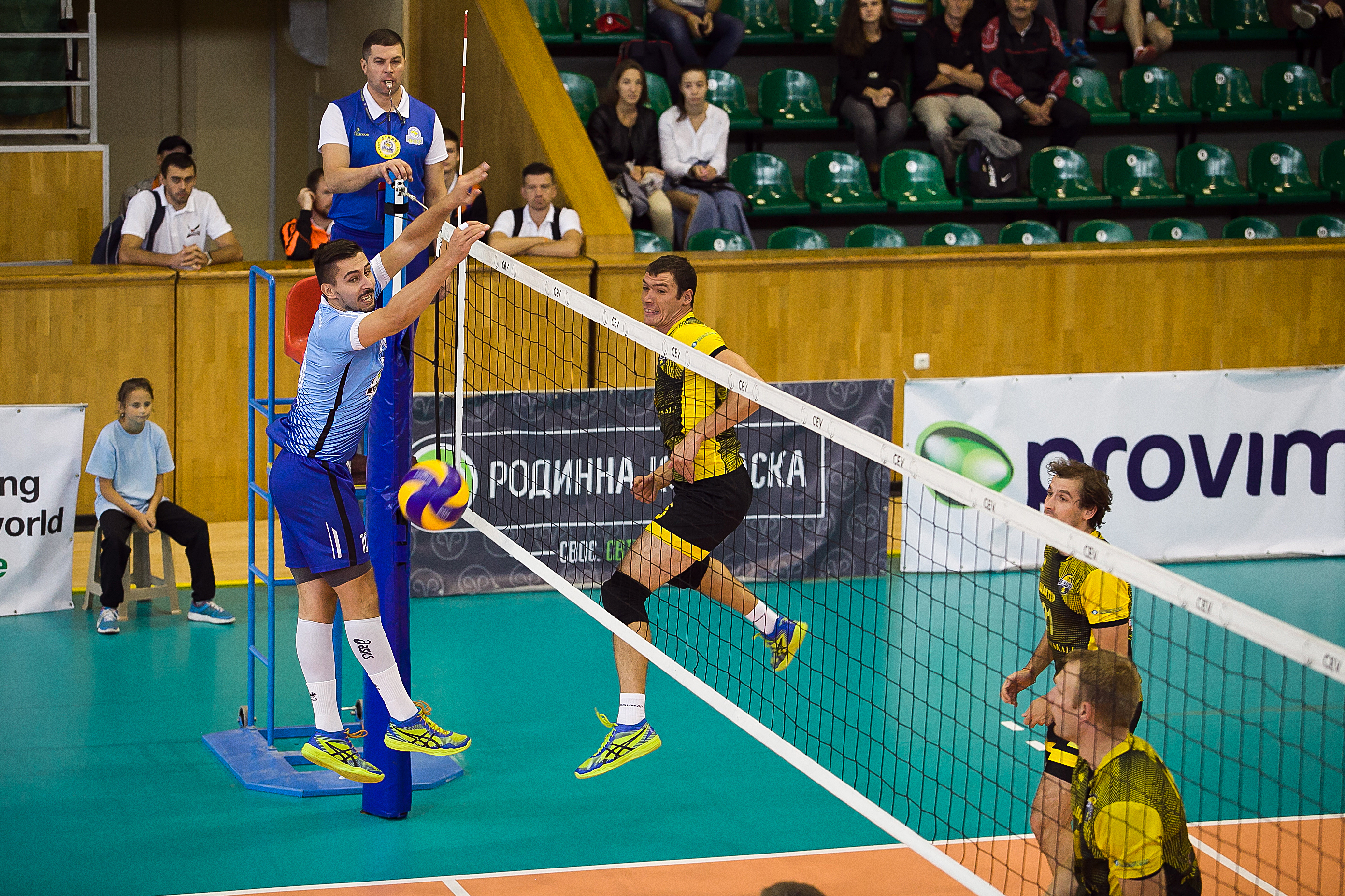 Відкритий Кубок Львова з волейболу 2018. ФОТОЗВІТ - 20
