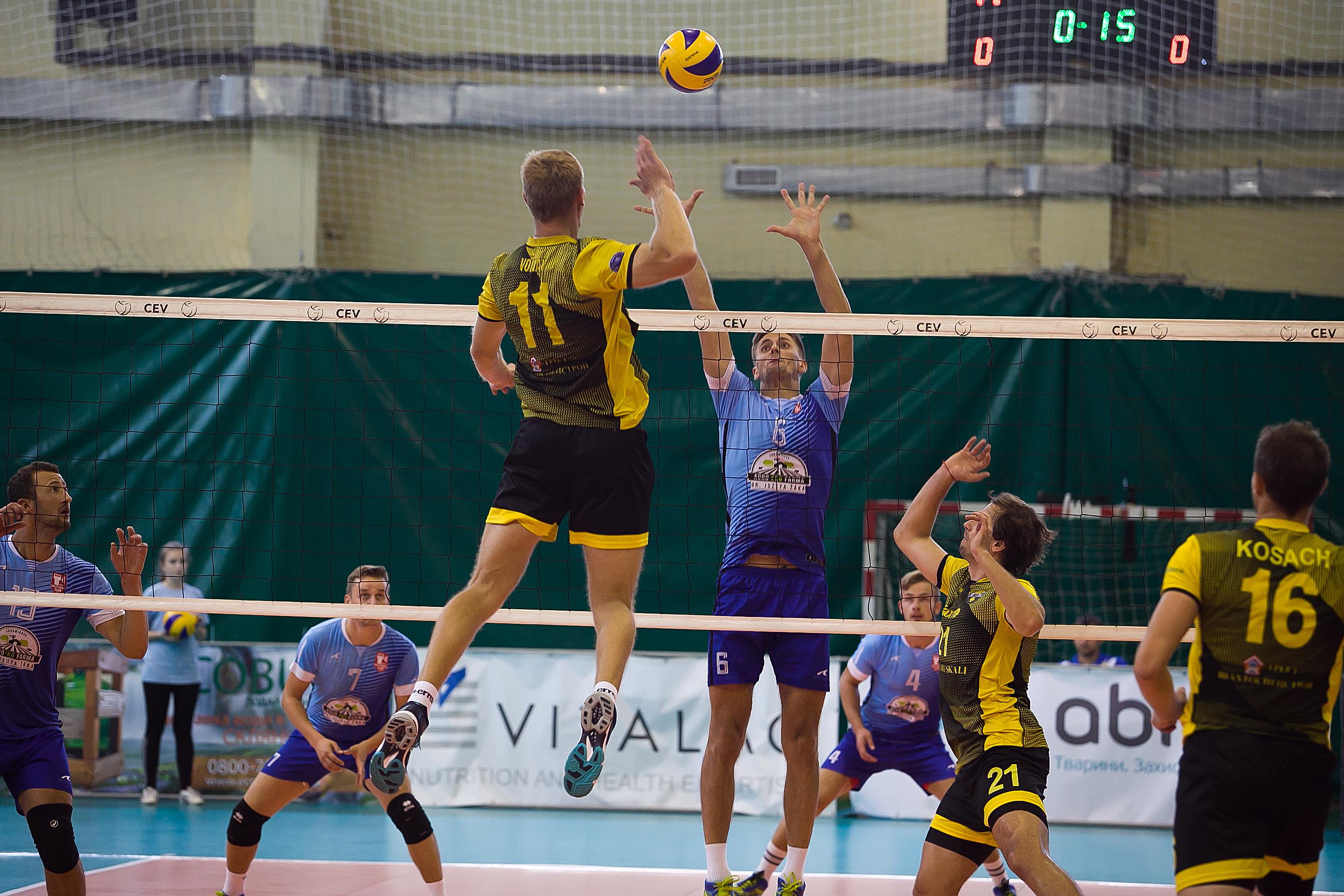 Відкритий Кубок Львова з волейболу 2018. ФОТОЗВІТ - 26